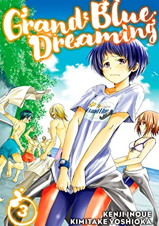 Grand Blue Dreaming Vol. 3