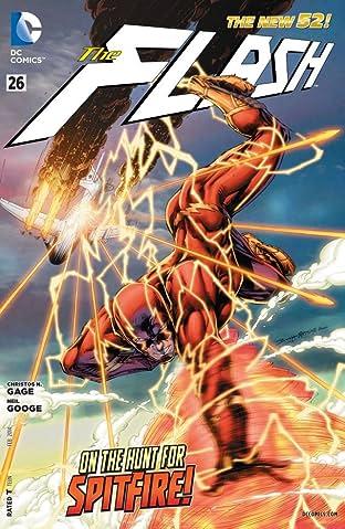 The Flash (2011-2016) #26