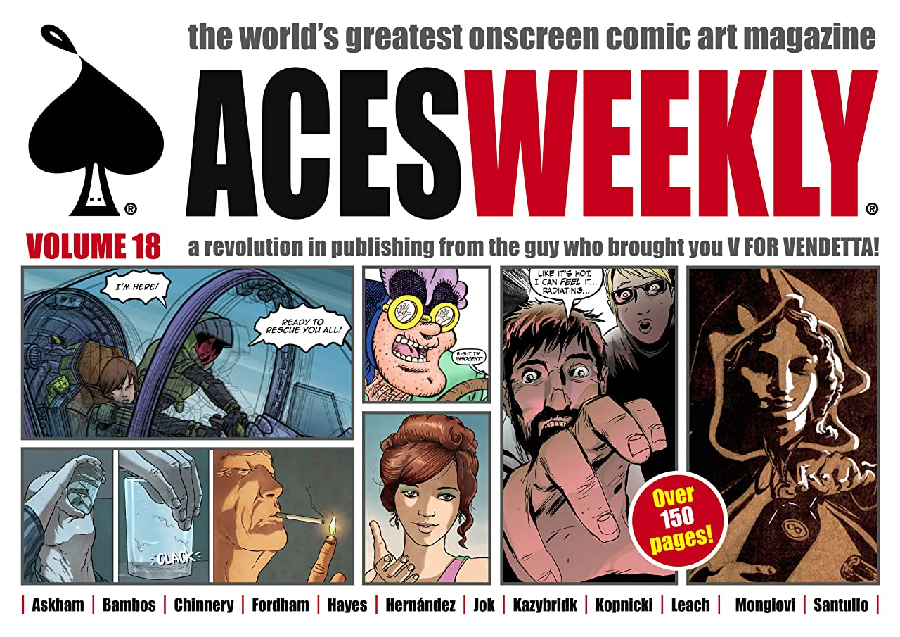 Aces Weekly Vol. 18