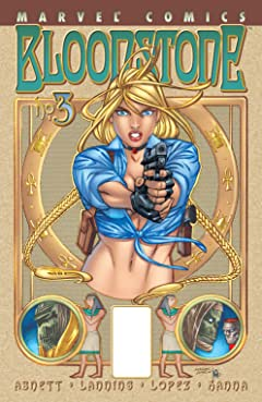 Bloodstone (2001) #3 (of 4)