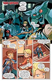 Fantastic Four and Power Pack (2007) #2 (of 4)