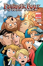 Fantastic Four and Power Pack (2007) #4 (of 4)