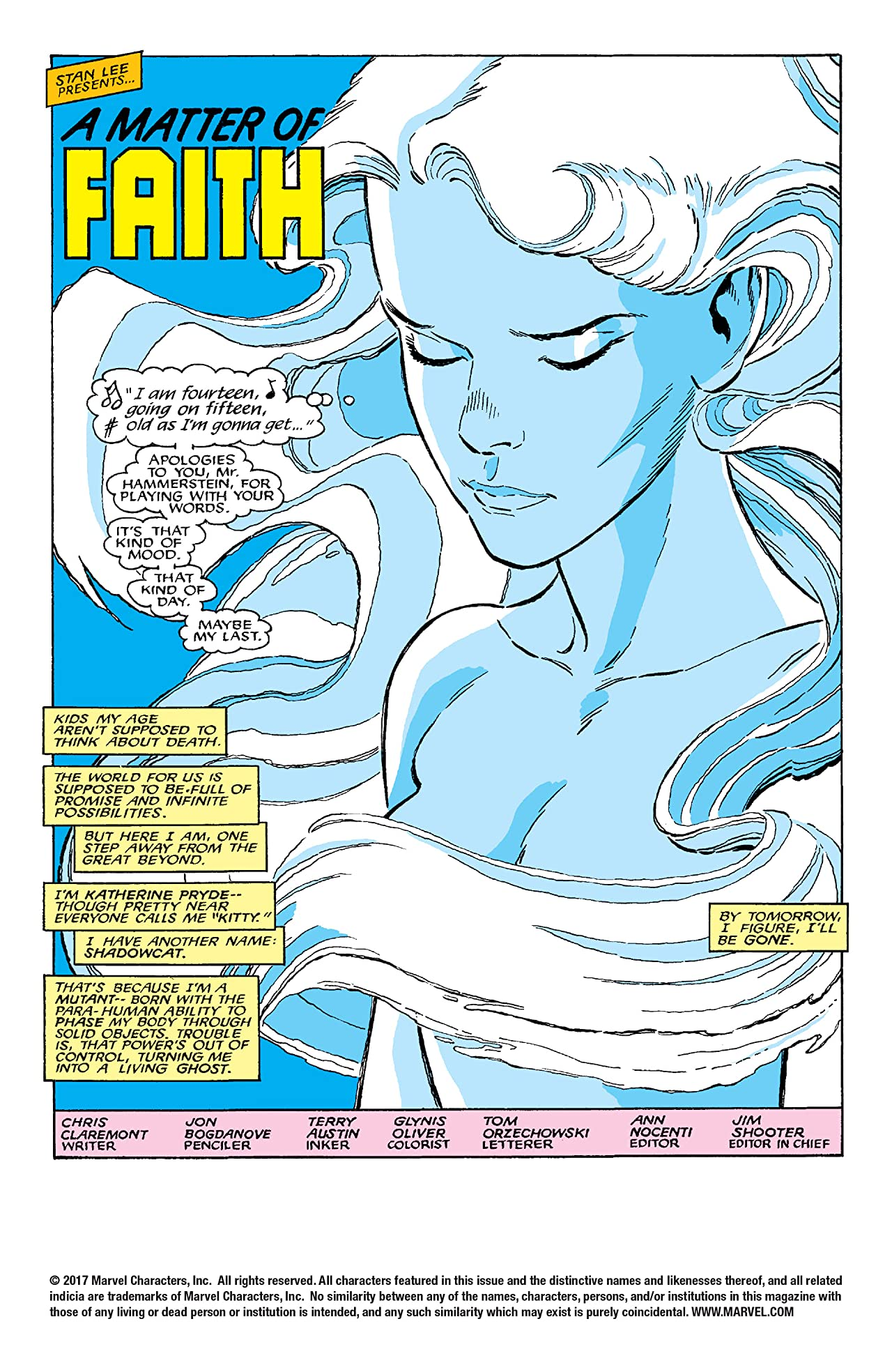 Fantastic Four vs. X-Men (1987) #4 (of 4)
