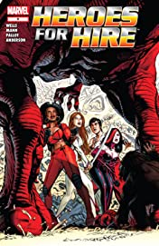 Heroes For Hire (2006-2007) #9