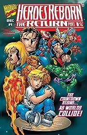 Heroes Reborn: The Return (1997) #1 (of 4)