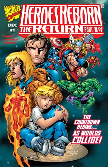 Heroes Reborn: The Return (1997) #1 (of 4)
