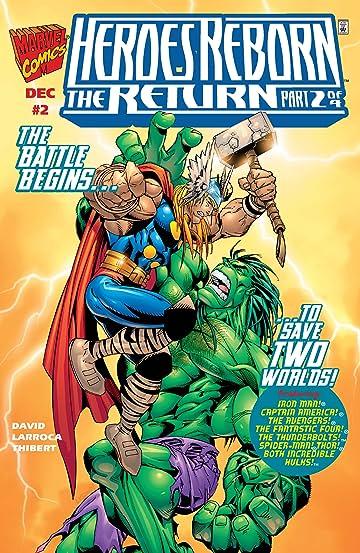 Heroes Reborn: The Return (1997) #2 (of 4)