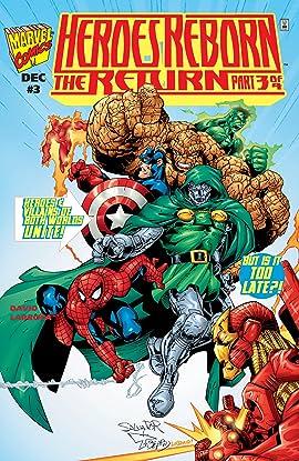 Heroes Reborn: The Return (1997) #3 (of 4)