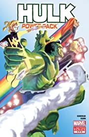 Hulk and Power Pack (2007) #3 (of 4)