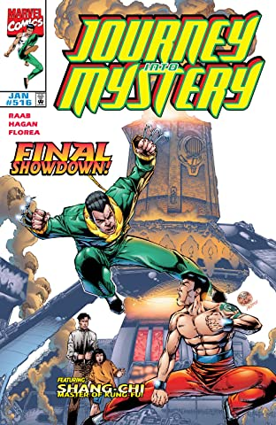 Journey Into Mystery (1996-1998) #516