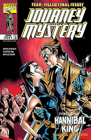 Journey Into Mystery #521