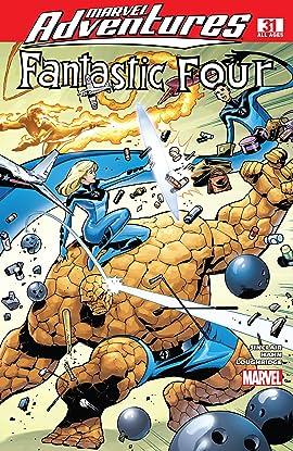 Marvel Adventures Fantastic Four (2005-2009) #31
