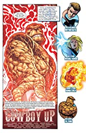 Marvel Adventures Fantastic Four (2005-2009) #32