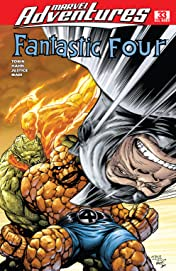 Marvel Adventures Fantastic Four (2005-2009) #33