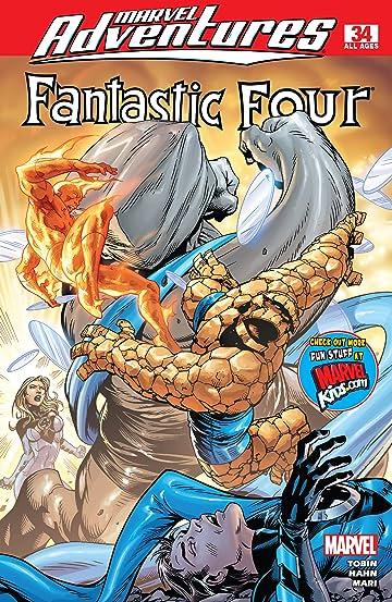 Marvel Adventures Fantastic Four (2005-2009) #34