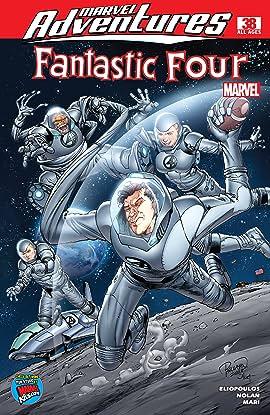 Marvel Adventures Fantastic Four (2005-2009) #38