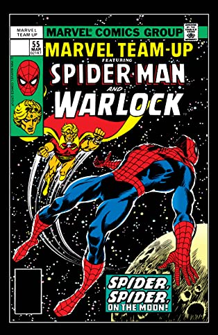 Marvel Team-Up (1972-1985) #55