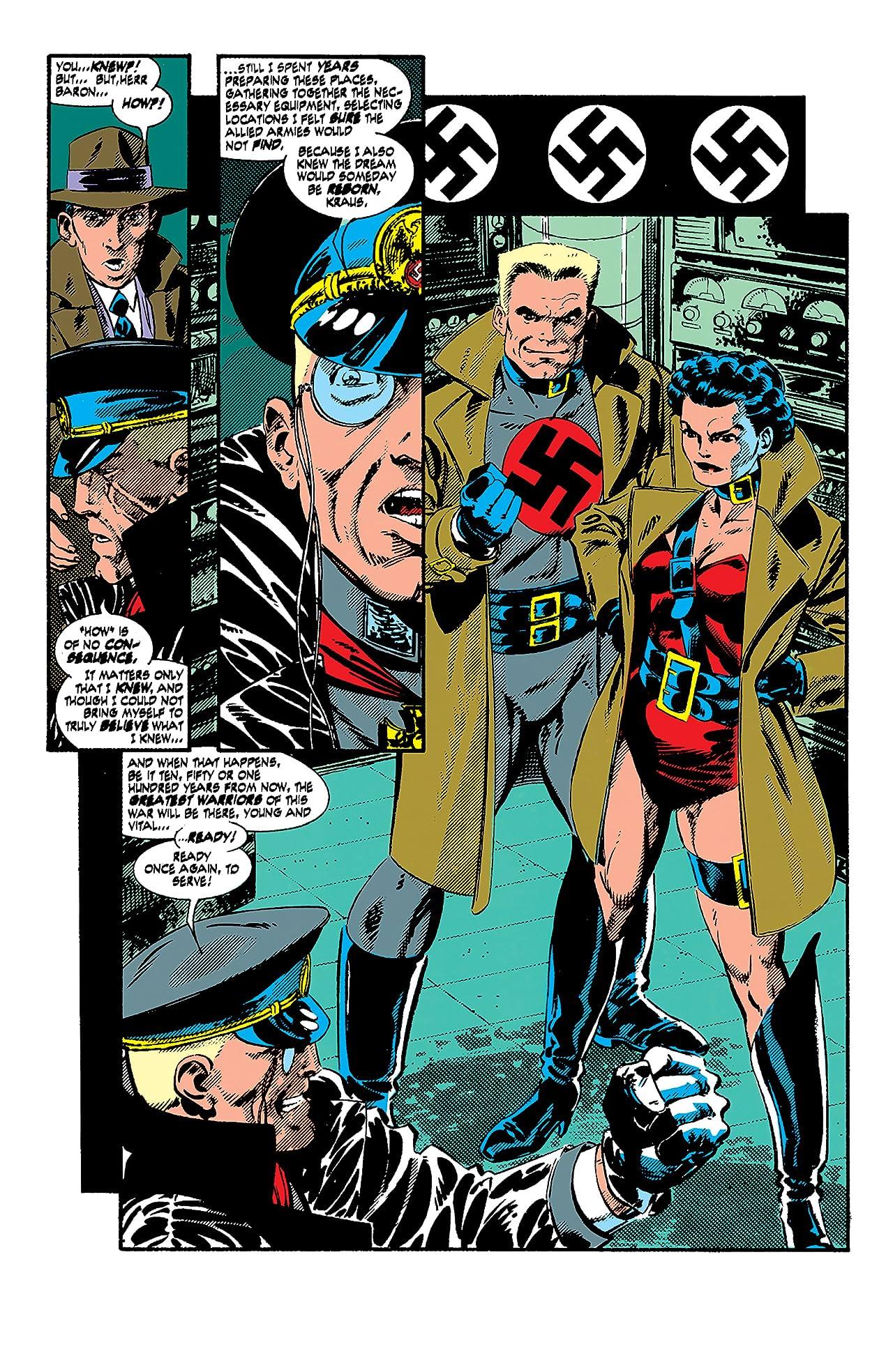 Namor: The Sub-Mariner (1990-1995) #10