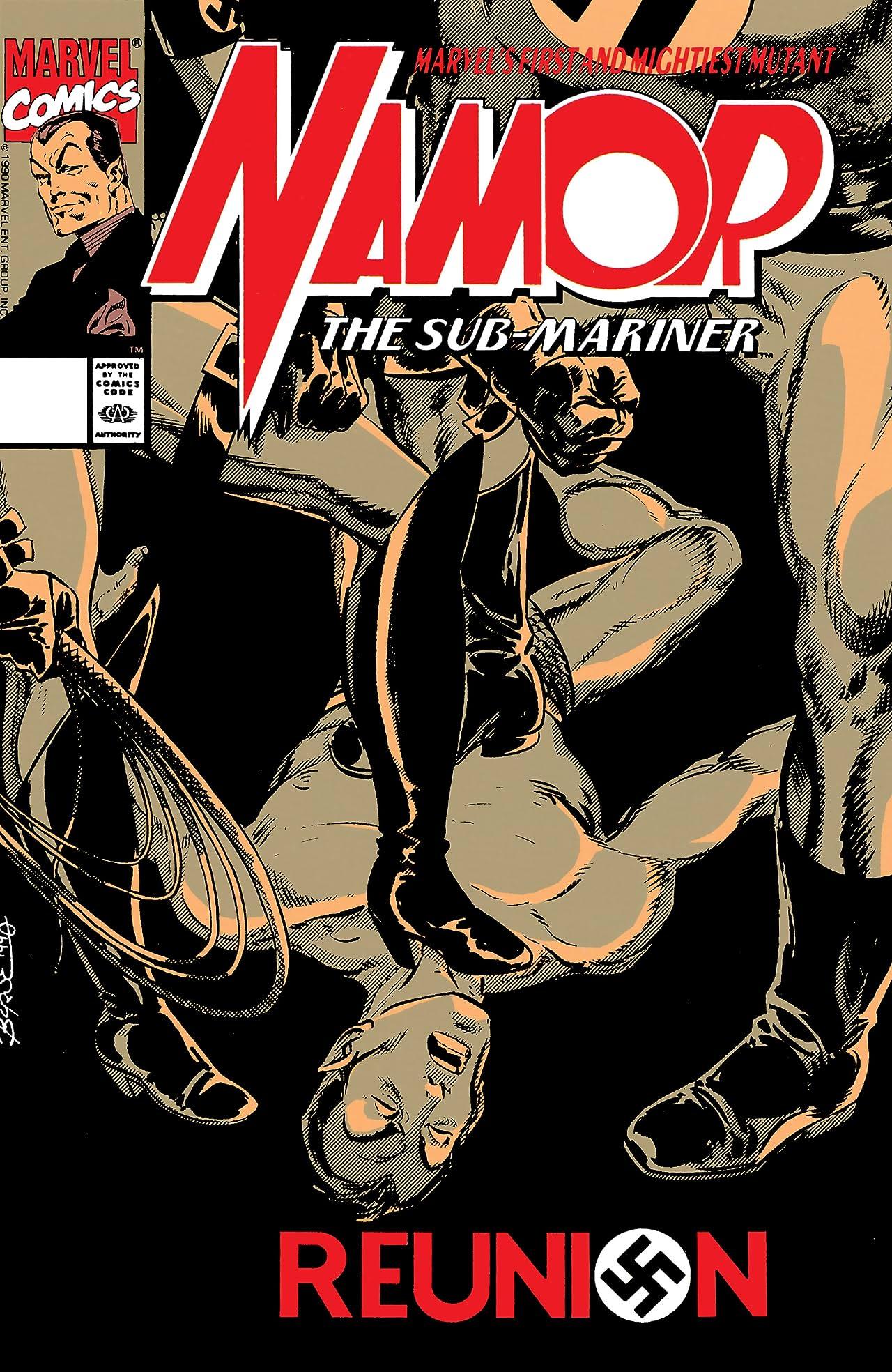 Namor: The Sub-Mariner (1990-1995) #11