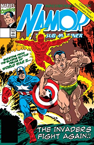 Namor: The Sub-Mariner (1990-1995) #12