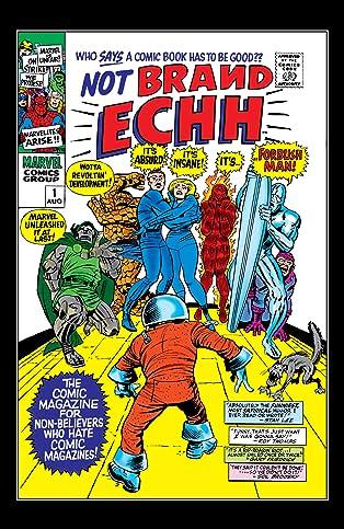 Not Brand Echh (1967-1969) #1