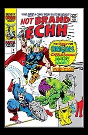 Not Brand Echh (1967-1969) #3