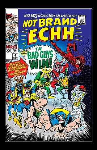 Not Brand Echh (1967-1969) #4