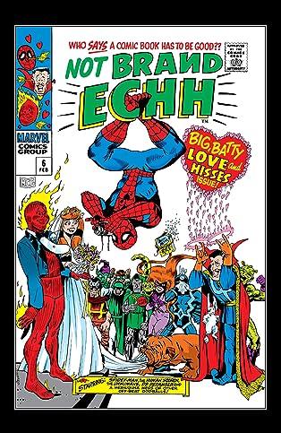 Not Brand Echh (1967-1969) #6