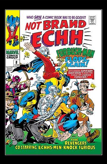 Not Brand Echh (1967-1969) #8