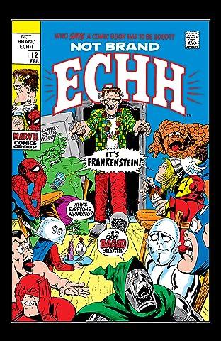 Not Brand Echh (1967-1969) #12