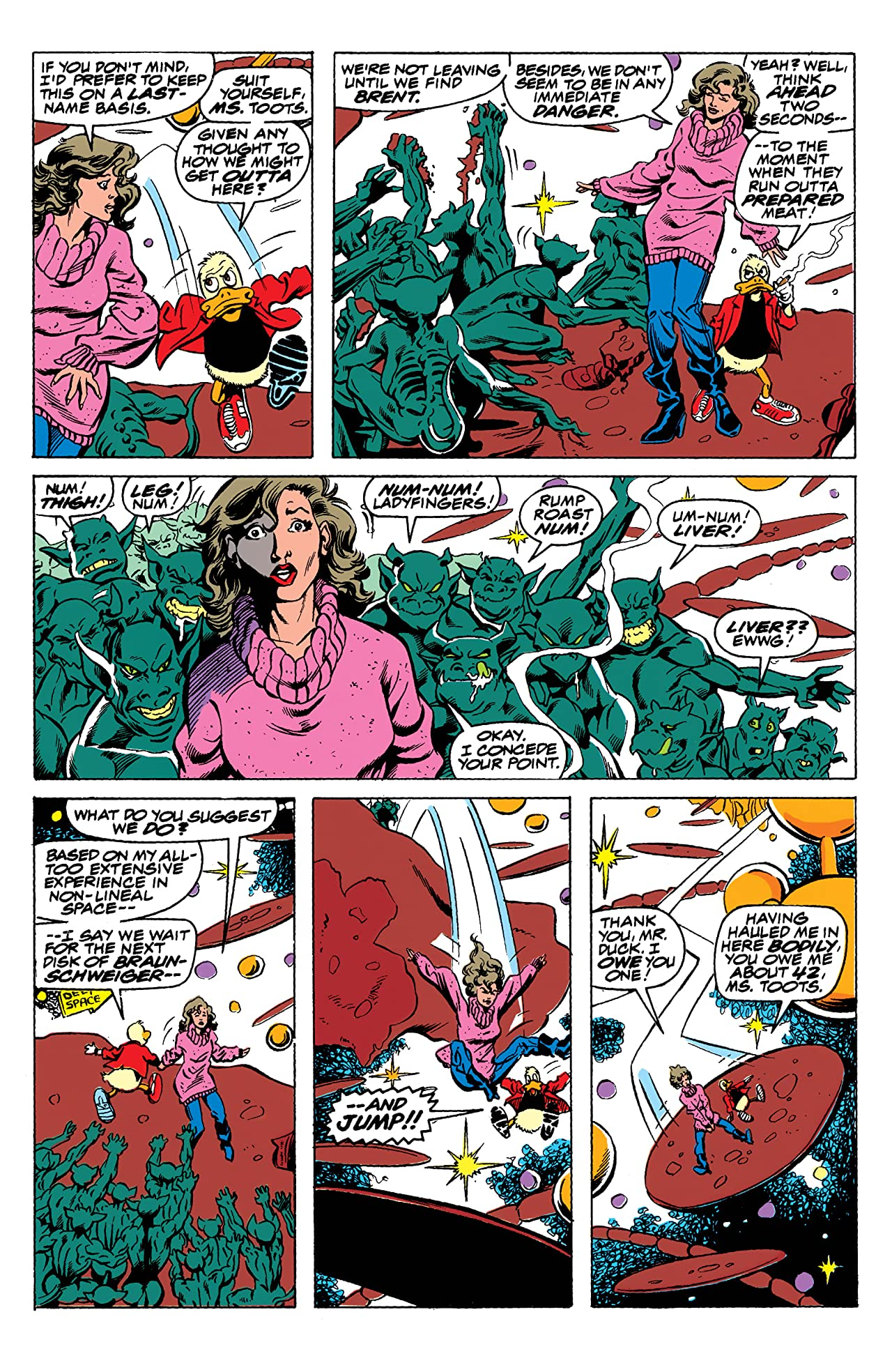 Sensational She-Hulk (1989-1994) #15