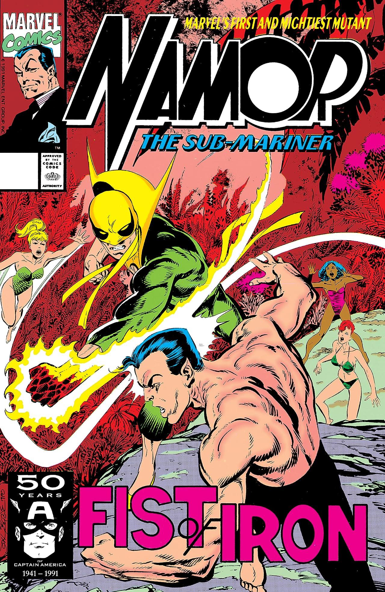 Namor: The Sub-Mariner (1990-1995) #16