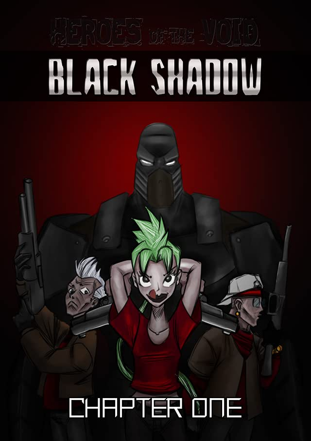 Black Shadow Vol. 1