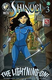 Shinobi: Ninja Princess #3: Lightning Oni
