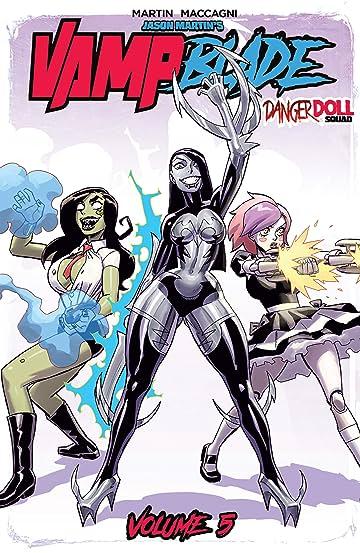 Vampblade Vol. 5: Danger Doll Squad