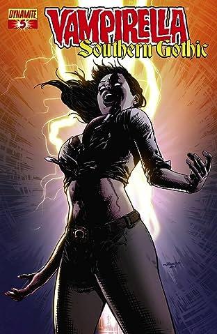 Vampirella: Southern Gothic No.5 (sur 5)