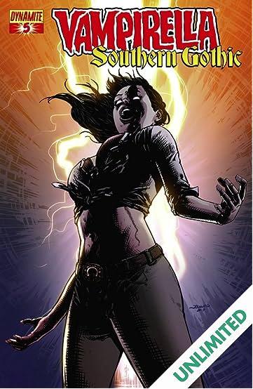 Vampirella: Southern Gothic #5 (of 5)