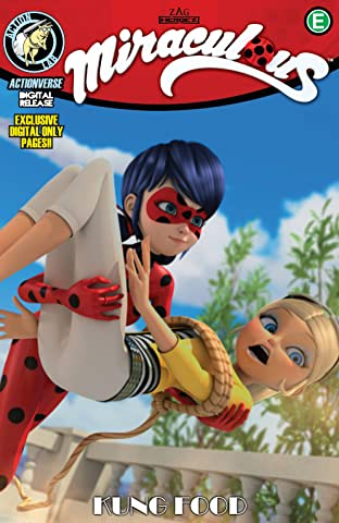 Miraculous: Tales of Ladybug and Cat Noir No.19