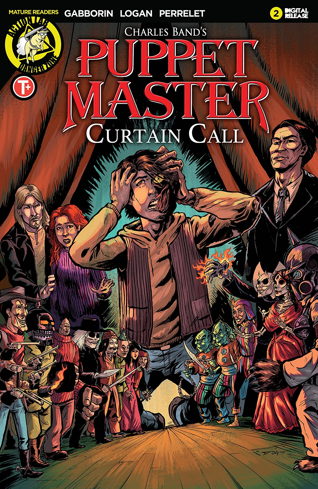 Puppet Master: Curtain Call #2