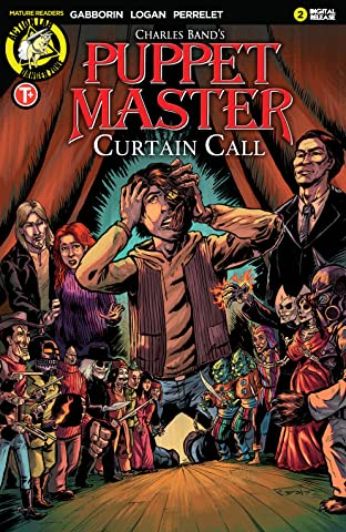 Puppet Master #2: Curtian Call