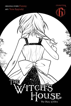 The Witch's House: The Diary of Ellen #6