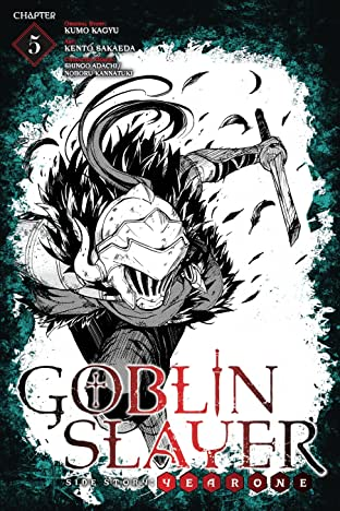 Goblin Slayer Side Story: Year One No.5