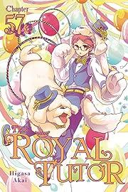 The Royal Tutor #57