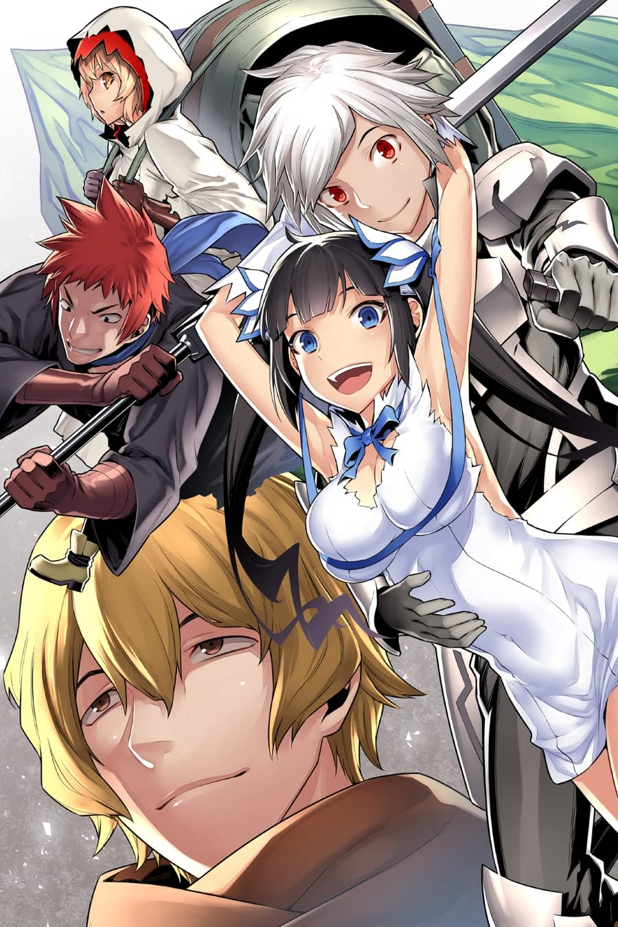 Is It Wrong to Try to Pick Up Girls in a Dungeon? Vol. 8
