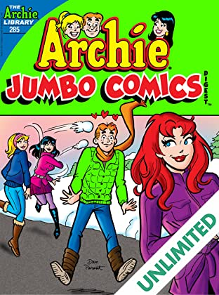 Archie Comics Double Digest #285