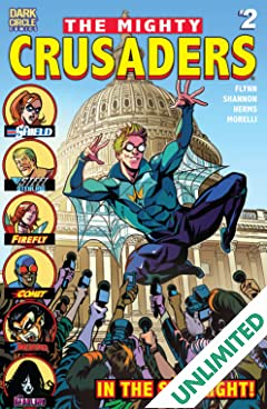 The Mighty Crusaders (2017-) #2