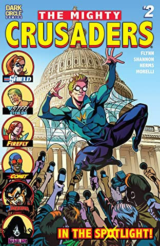 The Mighty Crusaders (2017-) No.2