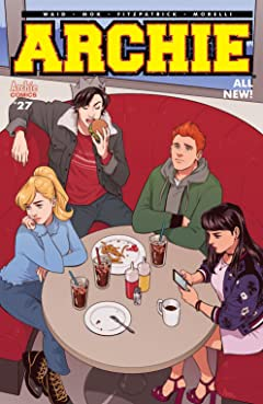 Archie (2015-) No.27