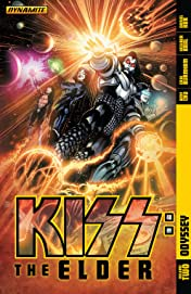 Kiss: The Elder Tome 2: Odyssey