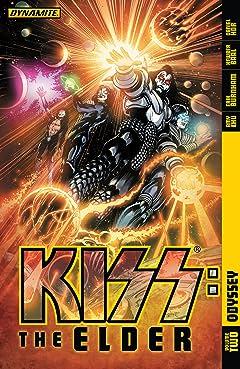 Kiss: The Elder Tome 2: Odyssey